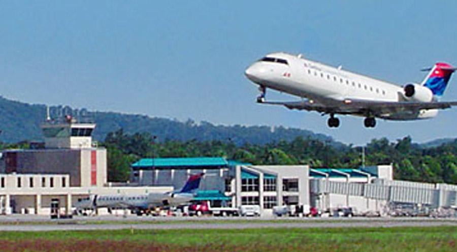 Asheville Regional Airport (AVL)
