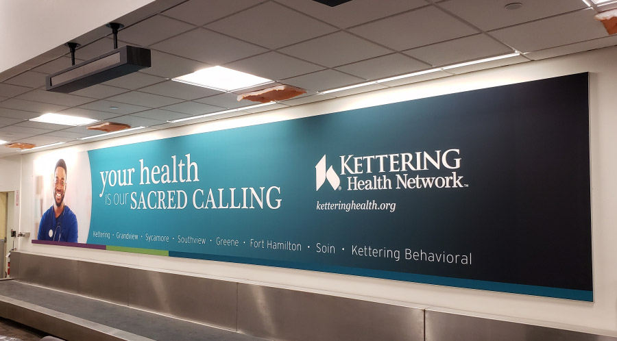 Dayton International Airport (DAY)