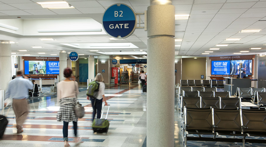 Richmond International Airport (RIC)